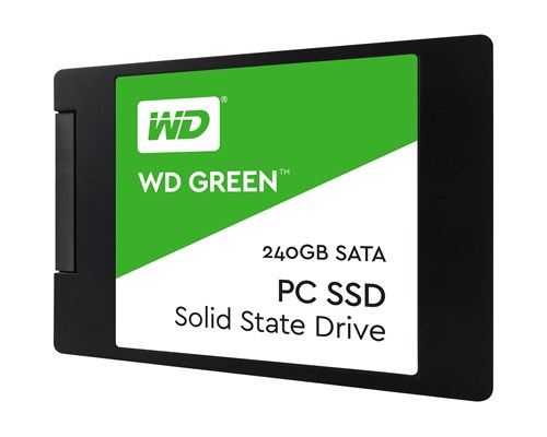 Wd Green 3d Nand 480gb 2.5