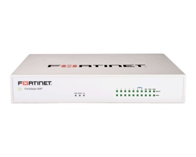 Fortinet FortiGate 60F Firewall + 3 Yr Forticare & FortiGuard UTM