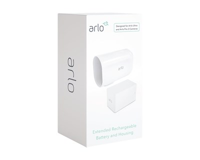 Arlo Arlo Pro 3 & Ultra Extended battery + housing