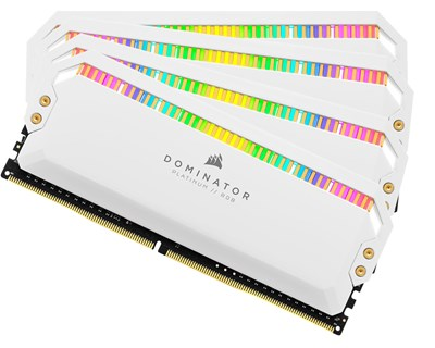 Corsair Dominator Platinum RGB 32GB 4,000MHz DDR4 SDRAM DIMM 288-PIN