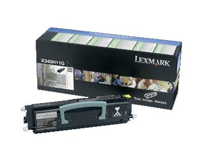Lexmark Toner Sort 6k - X342N Return