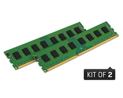 Kingston ValueRAM 16GB 1,600MHz DDR3L SDRAM DIMM 240-pin